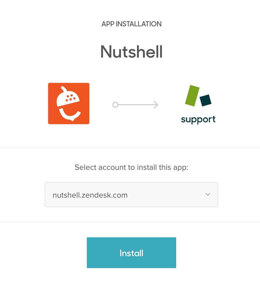 Zendesk: Customer service platform/ticketing system – Nutshell